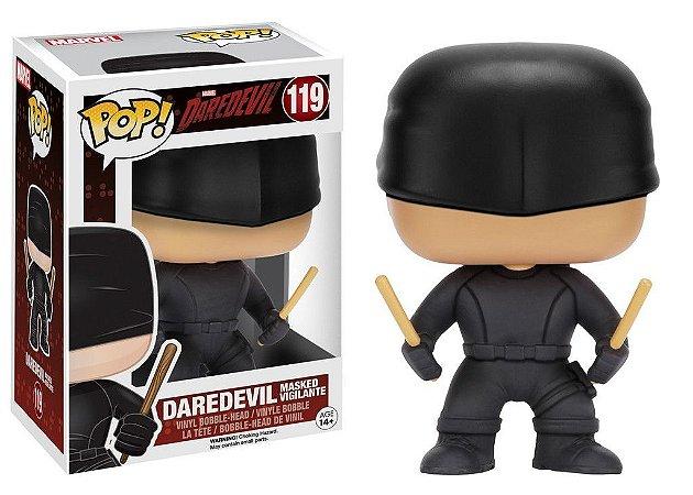 Demolidor Daredevil Masked Vigilant Pop - Funko