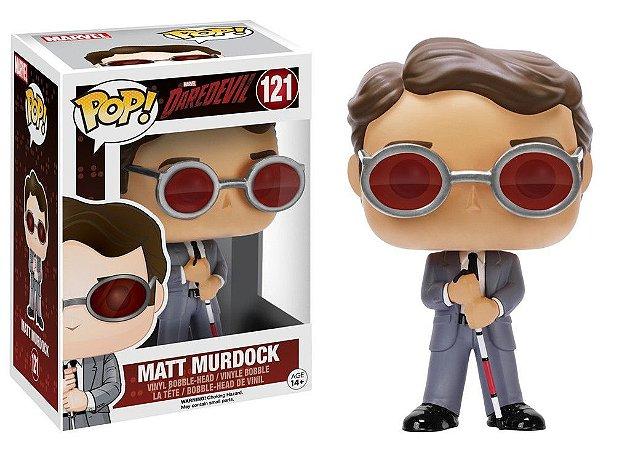 Demolidor Matt Murdock  Pop - Funko