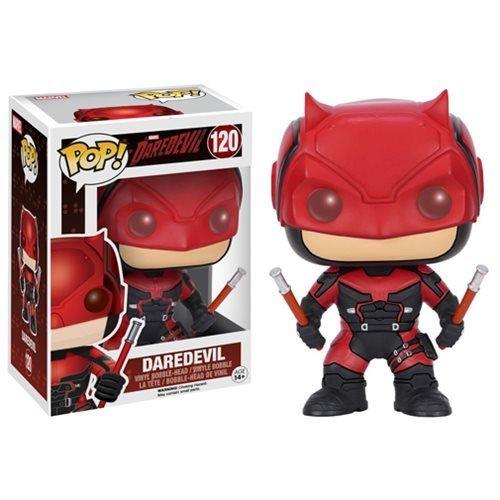 Demolidor Daredevil Red Suit Pop - Funko