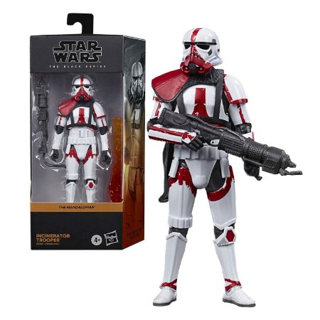 Star Wars Black Series Incinerator Trooper - Hasbro