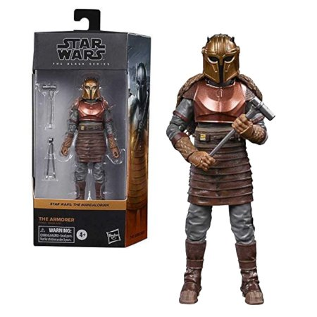Star Wars Black Series The Armorer - Hasbro