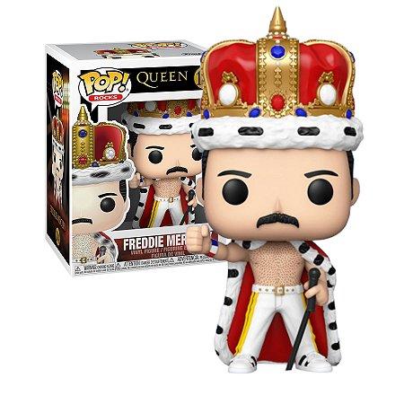 Queen Freddie Mercury King Pop - Funko