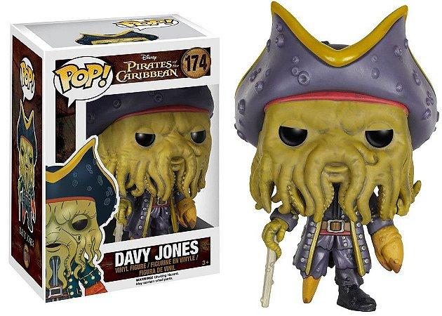 Pirates of the Caribbean Davy Jones Pop - Funko