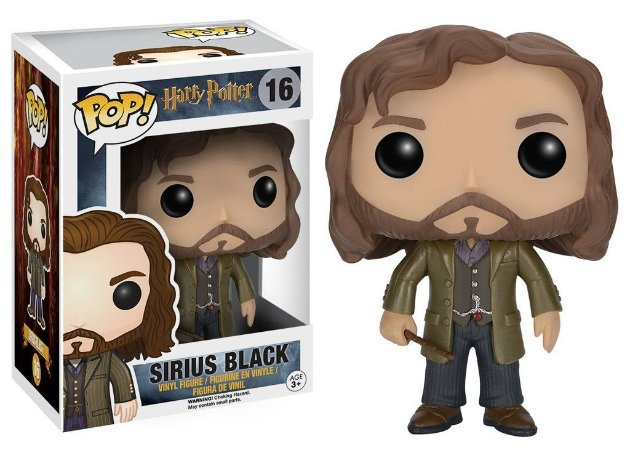 Harry Potter Sirius Black Pop - Funko