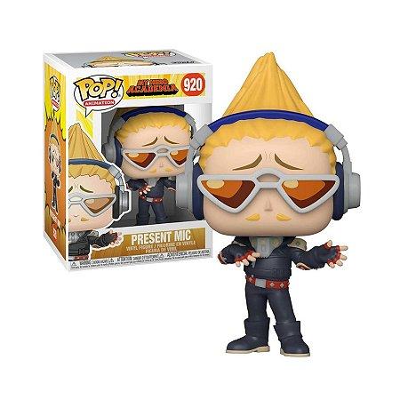 My Hero Acedemia Present Mic Pop - Funko