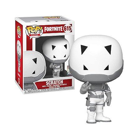 Fortnite Scratch Pop - Funko