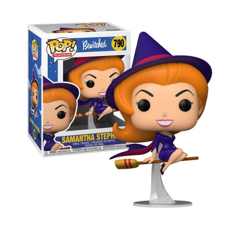 A Feiticeira Bewitched Samantha Stephens Pop - Funko