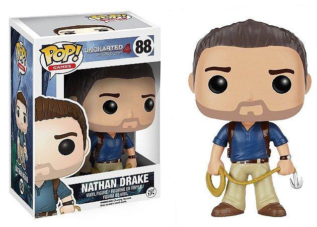 Uncharted 4 Nathan Drake Pop - Funko