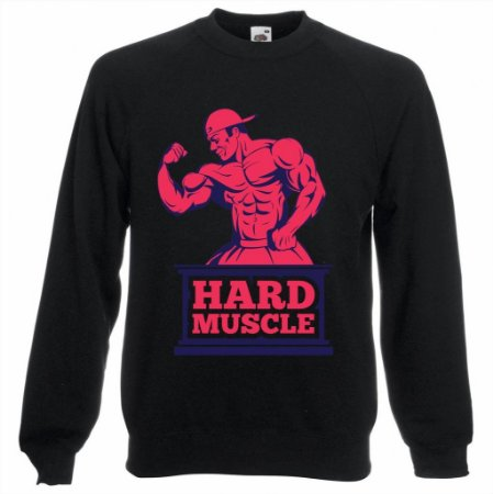 Blusa de Moletom Hard Muscle