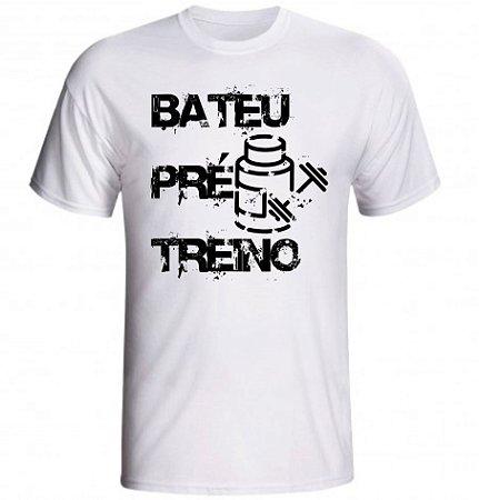 Camiseta Bateu Pré Treino