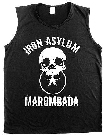 Regata Machão Iron Asylum Marombada