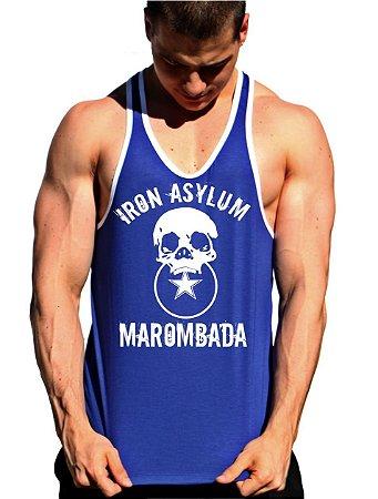 Regata Cavada com viés Iron Asylum Marombada