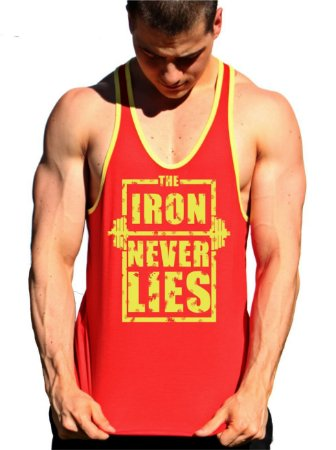 Regata Cavada The Iron Never Lies com viés