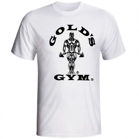 Camiseta Golds Gym