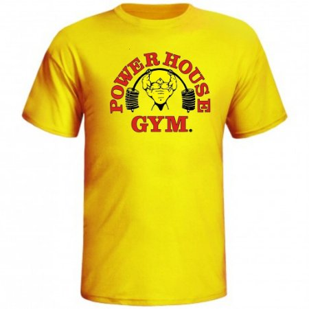 Camiseta Power House GYM