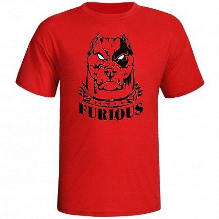 Camiseta Furious
