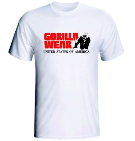 Camiseta Gorilla Wear
