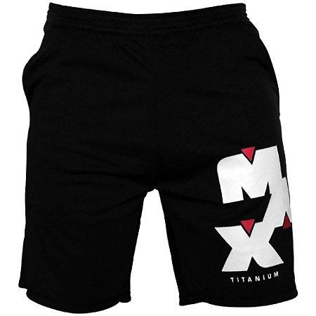 Bermuda Masculina Dry Fit Max Titanium