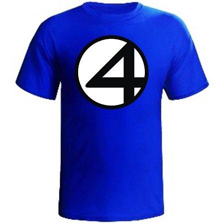 Camiseta O Quarteto Fantastico