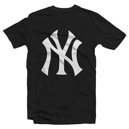 Camiseta New York Preta