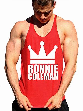 Camiseta Regata Cavada Ronnie Coleman