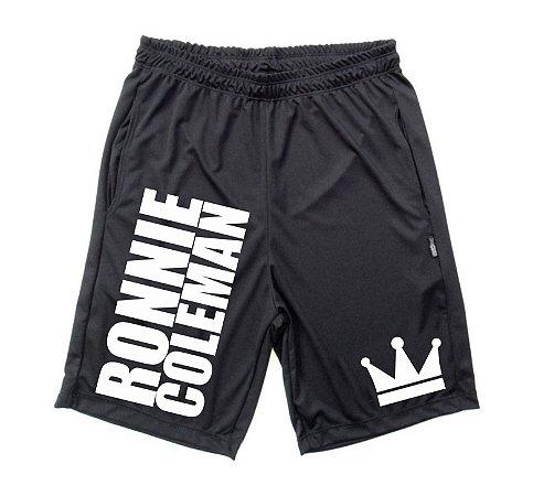 Bermuda Masculina Dryfit Ronnie Coleman