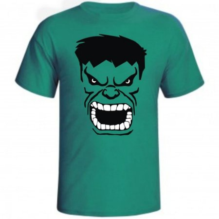 Camiseta Hulk
