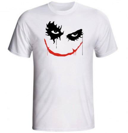 afb0bb1bf6fe5 Camiseta O Coringa - Vilões e Super Herois - Loja Marombada - Roupas ...