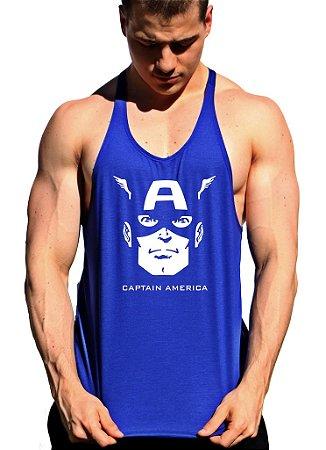 Regata Cavada Capitão América 3
