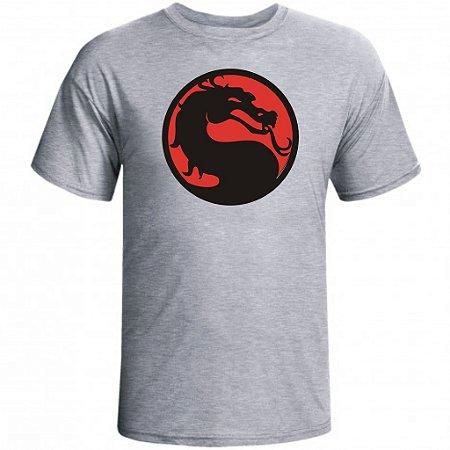 Camiseta Mortal Kombat