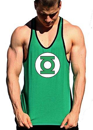 Regata Cavada Lanterna Verde super heroi da liga da justiça - Loja ... b5318360b18