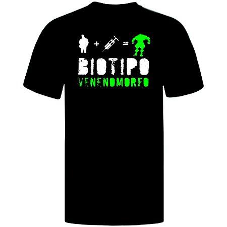 Camiseta Venenomorfo