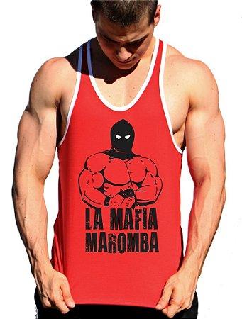 Regata Cavada La Mafia Maromba com viés
