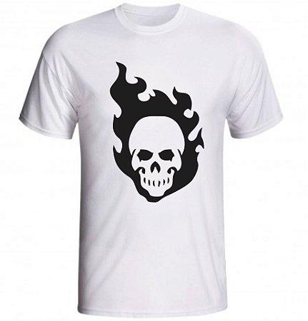 Camiseta Motoqueiro Fantasma