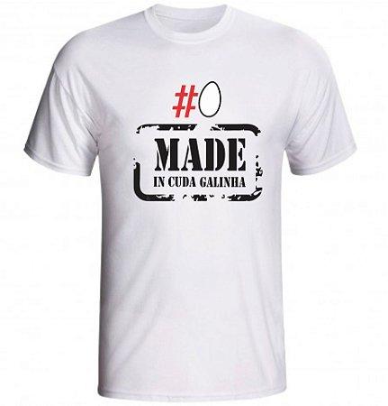 Camiseta Made In Cuda Galinha 1