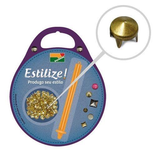 KIT Estilize - Cone (50 Tachas + Aplicador)