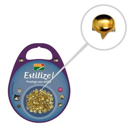 REFIL Estilize - Abaulado (75 Tachas)