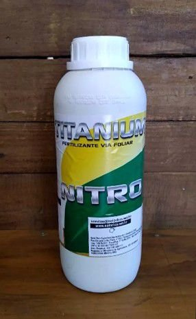 Nitro (Uréia) - Titanium - Fertilizante - 1l