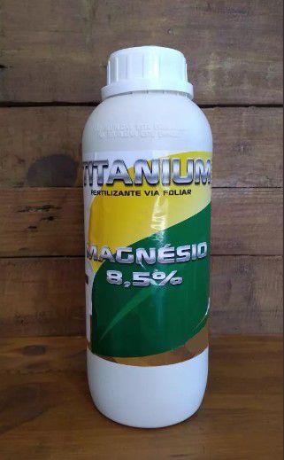 Magnesio 8,5% - Titanium - Fertilizante - 1l