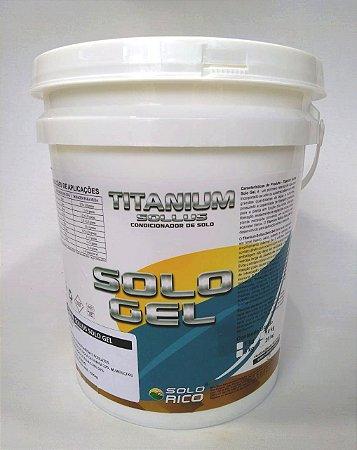 Gel Agricola - Titanium Sollus Gel 1 Kg (Condicionador de Solo Classe E)
