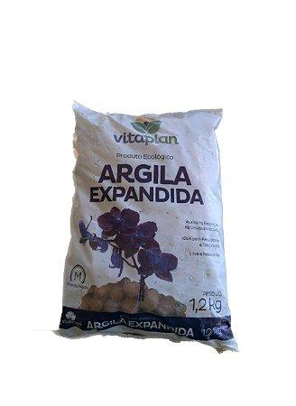 Argila Expandida - Vitaplan