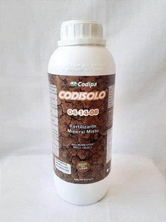 Codisolo Folhas 04-14-08 - Fertilizante Mineral Misto - codipa 1 litro
