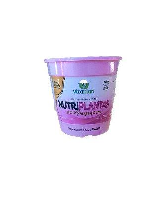 Fertilizante Nutriplantas Vitaplan 1 Kg - Mineral Misto