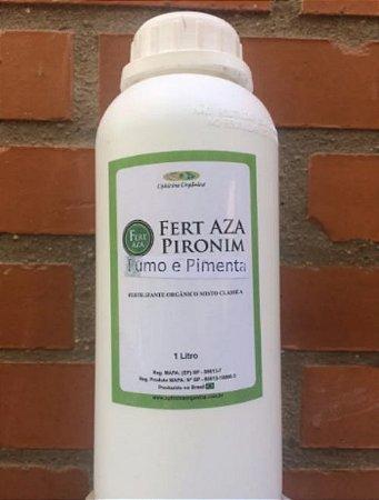 Fert Aza Pironim Fumo e Pimenta - Fertilizante Orgânico