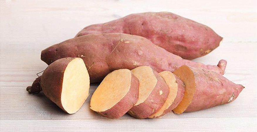 Batata Yacon (in natura) - 2 Quilos - Cultivo livre de agrotóxicos
