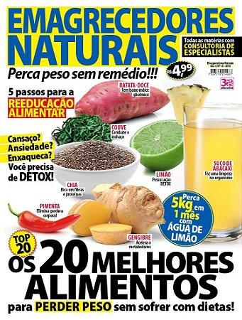 EMAGRECEDORES NATURAIS - 13 (2016)