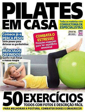 PILATES EM CASA - 8 (2016)