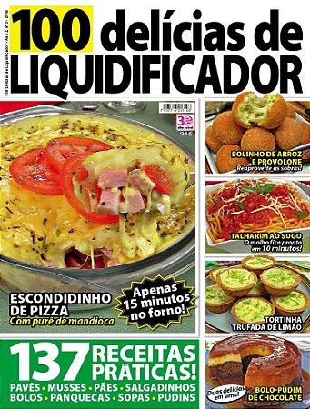 100 DELÍCIAS DE LIQUIDIFICADOR - 3 (2016)