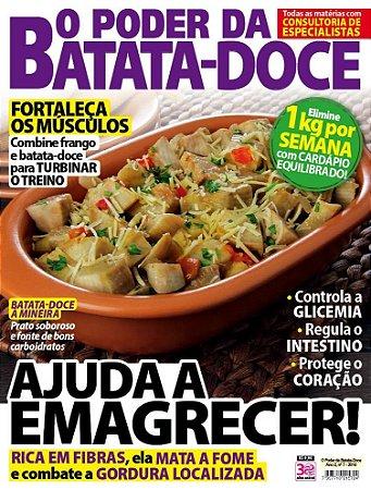 O PODER DA BATATA-DOCE - 7 (2016)
