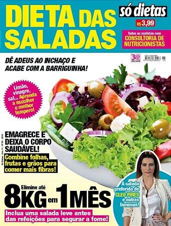 SÓ DIETAS - 55 DIETA DAS SALADAS (2016)
